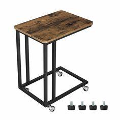 Tables de chevet pour petits espaces Cuisine Pliable Outdoor Fold-Away Patio Léger