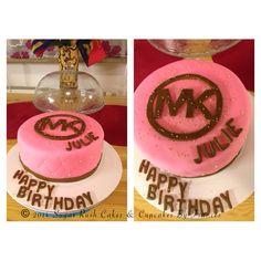 Michael Khors Cake Michael Khors, Sugar Rush, Birthday Cupcakes, Cupcake Cakes, Happy Birthday, Anniversary Cupcakes, Happy Brithday, Urari La Multi Ani, Happy Birthday Funny
