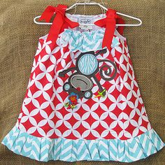 Mud Pie Monkey Dress