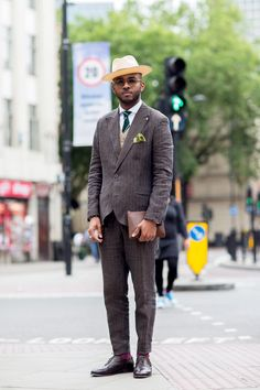 21 dapper dudes straight from London