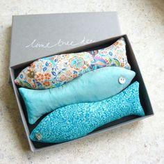 Box of 3 lavender sardines - shannon