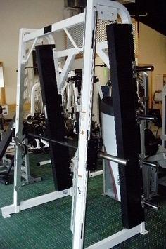 Hammer Strength Smith Machine / CB $1795 at Big Fitness.