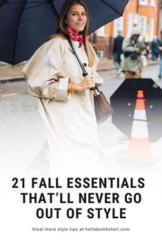 Fall wardrobe essentials for women. Fall capsule wardrobe. Fall outfit ideas. Fall style inspiration for millennials, women over 30, over 40, and over 50. Great for casual, for work, or going out. Level Up Your Look with Fall/Autumn Outfit Ideas, Classy Fall/Autumn Outfit Ideas, Classy Fall Outfit Ideas, Holiday Outfit Ideas, Fall Outfits & Style Inspiration is what you will find in this board. Fall Outfit Ideas for Classy Women. Capsule Wardrobe, French Style! #styleinspo #outfitinspo…