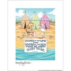 """Sounds of the Sea"" Fine Print"