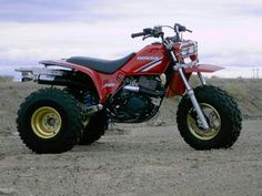 1984 honda big red 200es manual