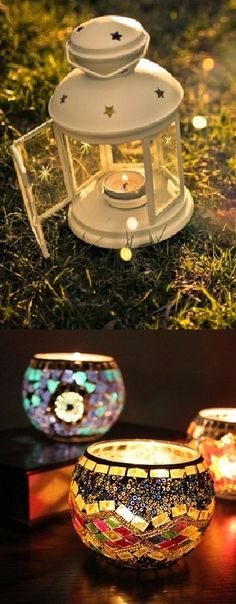 Beautiful candle holders, and just $6 for a limited time!