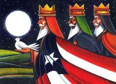 Los Tres Reyes Magos (January 6,)
