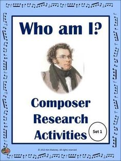 FAMOUS+COMPOSERS+Research+Activity+from+MusicTeacherResources+on+TeachersNotebook.com+-++(12+pages)++-+Students+are+given+2-3+clues+on+the+identity+of+a+composer+and+they+must+then+research+who+it+is
