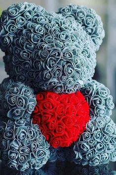 Best Valentine Gift - Gifts For Her, Gifts For Him, Gifts For Mom, Anniversary Gifts Idea gift roses Love Rose Bear : Best Valentine's Romantic Gift With Gift Box Best Valentine Gift, Bear Valentines, Valentines Day Gifts For Her, Bf Gifts, Diy Gifts For Boyfriend, Cute Gifts, Girlfriend Gift, Teddy Bear Gifts, Romantic Gifts For Her