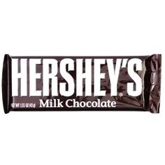 Hersheys Milk Chocolate 43g Bar Hersheys Milk Chocolate 43g BarHersheys Milk Chocolate! The American candy bar. Pure and simple. Nothing can take the place of this classic. (Barcode EAN = 0000022639011) http://www.comparestoreprices.co.uk/december-2016-3/hersheys-milk-chocolate-43g-bar.asp