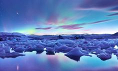 Colores de #Islandia Déjate envolver por las #AurorasPolares más impactantes recorriendo esta ruta: Reykjavik - Borgarfjördur - Egilsstadir - Hella #viajar #viajes #travel #traveltheWorld #traveladdict #Europe #Iceland