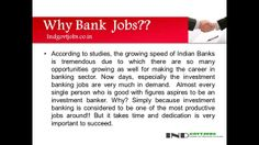 Banking Jobs