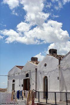 Monte Sant'angelo - Foggia Puglia Italy