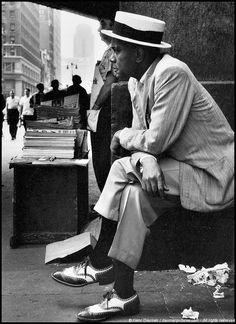 New York City  photo byHenri Dauman