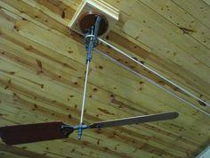 20 Pulley Ceiling Fans Ideas Belt Driven Ceiling Fans Ceiling Fan Pulley