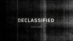 (Video)DECLASSIFIED: Episode 1 - Nuketown Trailer 2018 Video Game, Video Games, Videogames