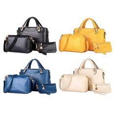 $16.30 (Buy here: https://alitems.com/g/1e8d114494ebda23ff8b16525dc3e8/?i=5&ulp=https%3A%2F%2Fwww.aliexpress.com%2Fitem%2F4-Colors-Bag-Three-Piece-Shoulder-bag-Hand-Bag-For-Crocodile-Style-Four-Color-To-Choose%2F32705188866.html ) 4 Colors Bag Three Piece Shoulder bag Hand Bag For Crocodile Style Four Color To Choose Hot Selling for just $16.30