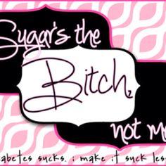 Type 1 Diabetes blog SugarsTheBNotMe.Blogspot.com
