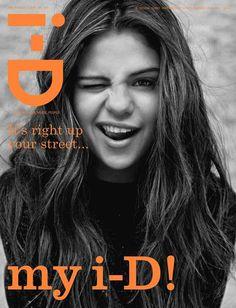 Selena Gomez, Autumn 2013. The i-D Magazine Archives