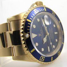 Rolex : Submariner Date : 16618