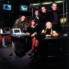 """La Femme Nikita, Season 5, Episode 8 - """"And the spies came out of the water, And you're feeling so good 'cus you know, That those spies hide out in every corner, They can't touch you no, 'Cus they're just spies..."""" - Coldplay"""