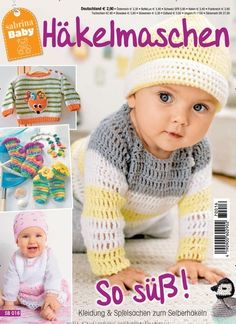 517 Besten Handarbeiten Häkeln Kinder Bilder Auf Pinterest Baby