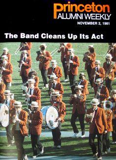 Nov. 2, 1981 - Princeton University Band