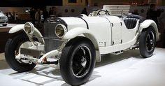 MERCEDES-BENZ SSK 1927–1932 GERMANY