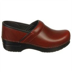 Picture of Dansko Professional Red Oiled