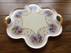Haviland & Co Limoges France Large Serving Platter Tray #Limoges