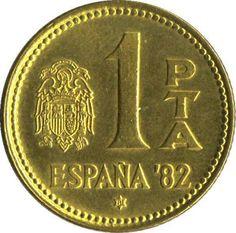.La famosa peseta.