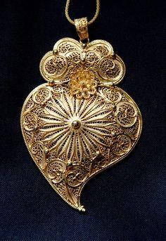 filigrana portuguesa | ... os corações da Joana Vasconcelos inspirados na filigrana portuguesa