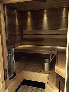 Katin Kokeelliset Remontit - Pieni sauna remontoidaan.
