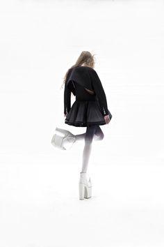 ' B u r n t ' byRobert Wun, Fashion,2012