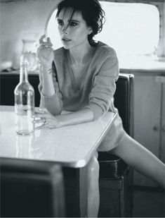 Victoria Beckham by Boo George for Vogue Australia
