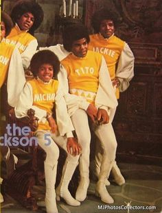 1972 - Show Photoshoot The Jackson Five, Jackson Family, Janet Jackson, Michael Jackson, Fred Wilson, Infinity Wallpaper, Jermaine Jackson, Gary Indiana, Grand Marquis