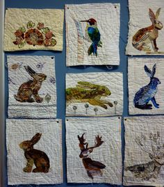 MIXED MEDIA: Stitch Retreat Workshop with Mandy Pattullo