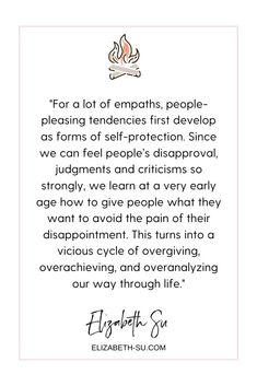 This is how you know you're giving all of your energy away to people who don't deserve it. Quotes and exposure of feeling other people's judgement, criticism, disappointment, overanalyzing, overachieving, and over giving | how to stop people-pleasing and giving all of your energy away #judgement #quotes #peoplepleasing #energy