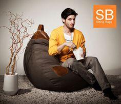 #Zitzakken van #Sitting #Bags Een echt lifestyle product Sitting Bags is de leukste webshop van Nederland op het gebied van zitzakken en #lounge #kussens. Sitting Bags verkoopt #hippe en #trendy zitzakken voor zowel binnen als buiten die gemaakt zijn van een hoogwaardige kwaliteit en verkrijgbaar voor een scherpe prijs. Meer informatie over zitzakken? http://www.wonenwonen.nl/design-meubelen/zitzakken-van-sitting-bags/8698