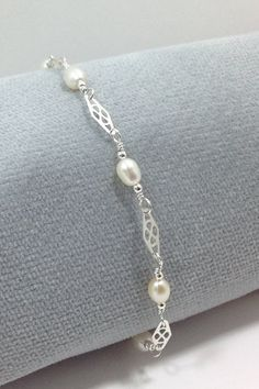 Silver Ankle Bracelet Sterling Silver Ankle by AustinDowntoEarth