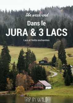 A great autumn weekend in the Jura & three lakes - Berget Landeaux Road Trip France, France Travel, Weekend France, Travel Pictures, Travel Photos, Three Lakes, Road Trip With Kids, Voyage Europe, Destination Voyage