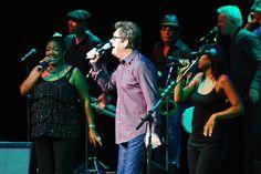 Huey Lewis in Concert (Photo by Peter S. Sakas DVM) Joe Cocker, Concert, Recital