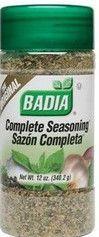 Badia The Original Complete Seasoning Sazon Complete - 12 oz
