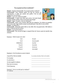 Le passé composé *make more exciting* French Language Lessons, French Language Learning, French Lessons, French Verbs, French Grammar, French Teaching Resources, Teaching French, French Practice, High School French