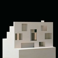 Private House in Kensington, David Chipperfield