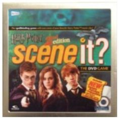 Harry Potter 2nd Edition Scene It? Th... $7.02 #topseller