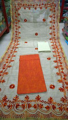 Phulkari Embroidery, Saree Dress, Chain Stitch, Mantra, Blouse Designs, Embroidery Designs, Shawl, Applique, Babies