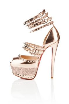 Caroline's Catwalk | UK Fashion  Style Blog: Christian Louboutin 20th Anniversary #prom heels