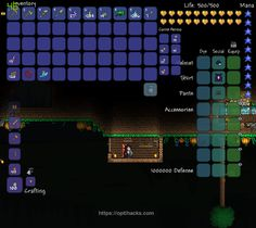 #Terraria Hack Push your #gaming skills to the limits!  Try it now -> https://optihacks.com/terraria-hack/ #gem #hacks #cheats