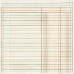 orange & brown notebook ledger paper {free download}